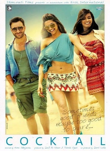 Hindi Songs: Movie Cocktail MP3 Songs Download and Play[2012]